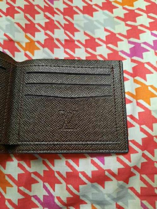 Imagen producto Cartera marrón Louis Vuitton  4