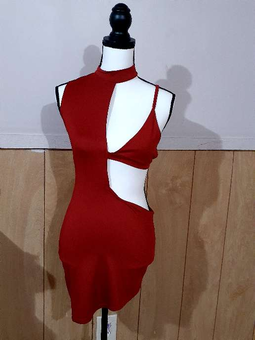 Imagen vestido de licra