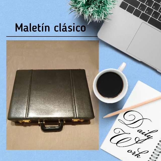 Imagen Maletín clásico.