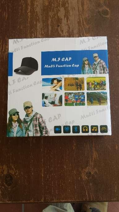 Imagen producto Camara espia en gorra video camara full hd 2