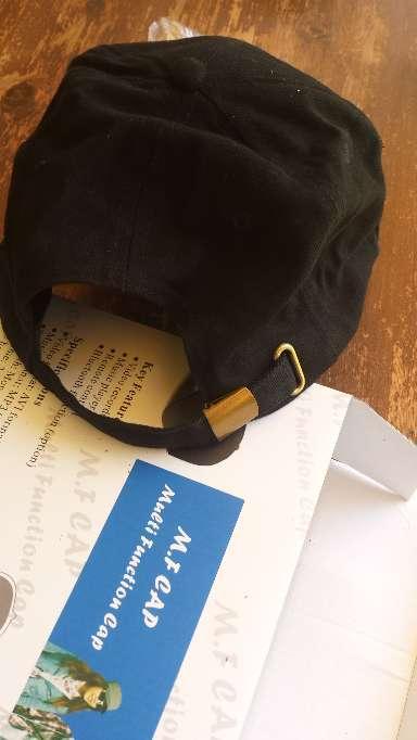 Imagen producto Camara espia en gorra video camara full hd 6