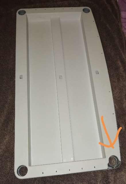 Imagen producto Mueble con 3 estantes 6