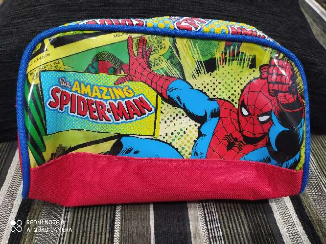 Imagen Neceser Spiderman 20 cm
