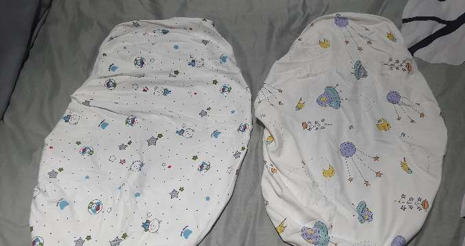 Imagen 2fundas para cambiadores de bebe