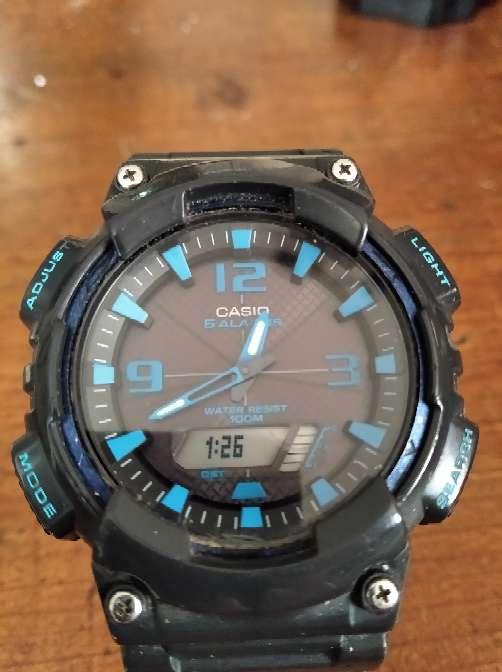 Imagen Casio reloj