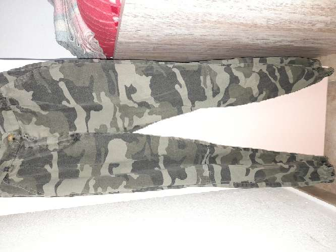 Imagen pantalon militar