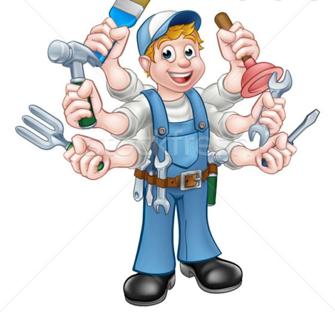 Imagen jardinero ,fontanero ,cerrajero,pinton