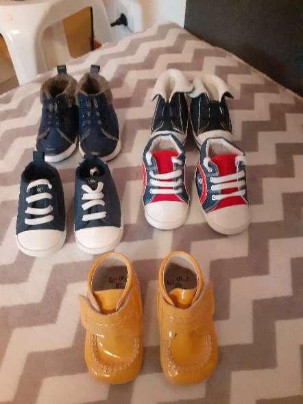 Imagen Zapatos de bebe de 0 a 3 meses