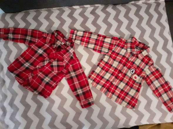 Imagen Camisas de bebe de 9 a 12 meses