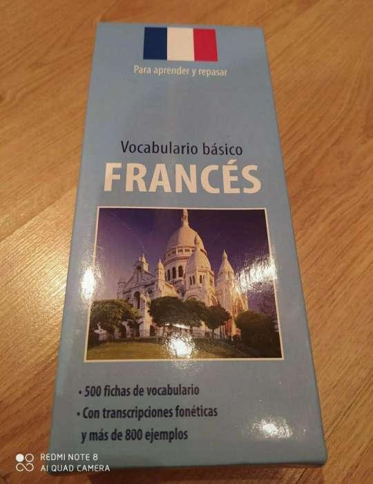 Imagen Vocabulario básico francés