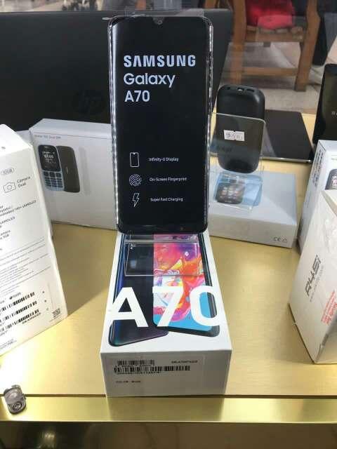 Imagen  Samsung Galaxy A70 64gb de memoria, nuevo y original