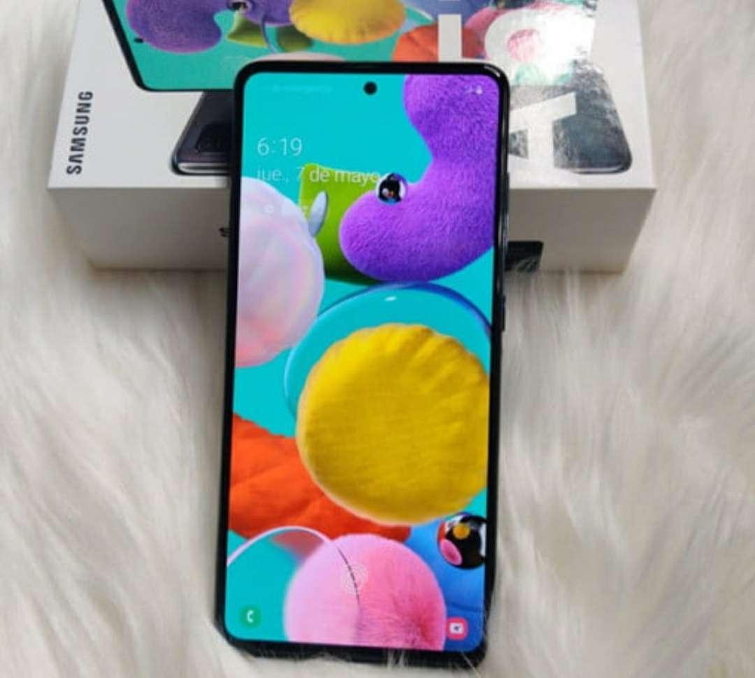 Imagen producto Samsung Galaxy A51 1