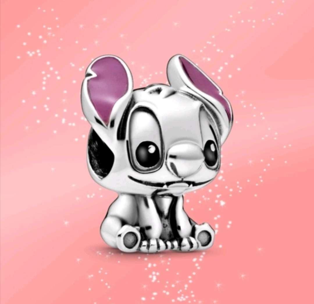 Imagen Charms - abalorios Lilo Stitch para pulsera de Pandora, de Plata 925