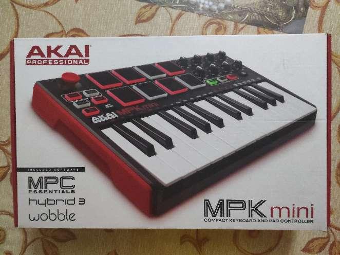 Imagen producto Akai MPK mini MK2 2