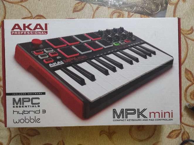 Imagen producto Akai MPK mini MK2 5