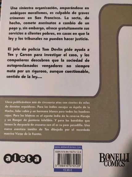 Imagen producto Tex, pack 3 comics Integrales 2