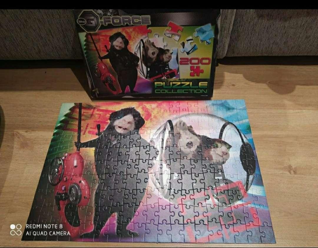 Imagen Puzzle Force 200 piezas