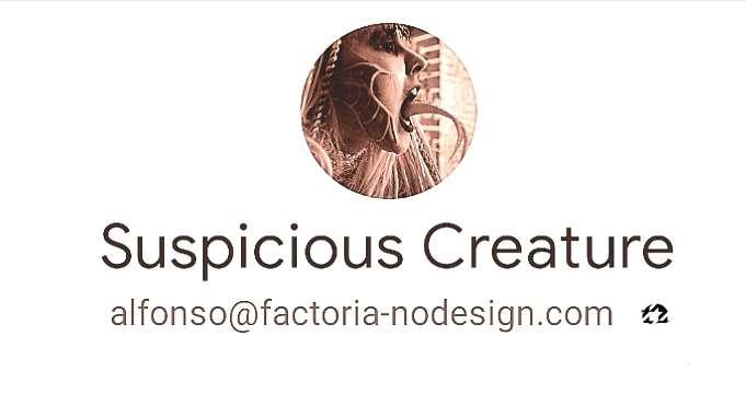 Imagen Logo Suspicious Creature