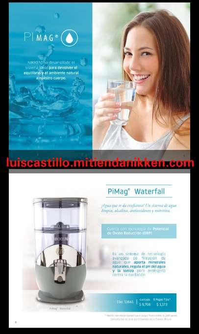 Imagen filtros de agua
