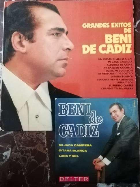 Imagen Discos vinilos BENI DE CÁDIZ