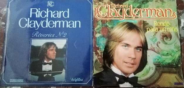 Imagen Discos vinilos RICHARD CLAYDERMAN