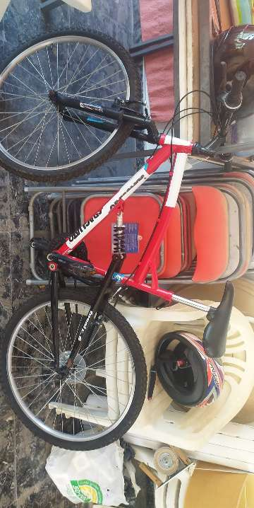Imagen bicicleta seminueva