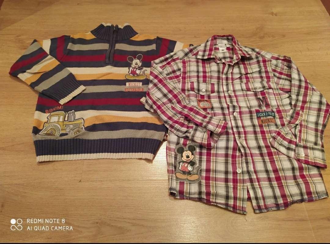 Imagen Jersey y camisa Disney Mickey Mouse 6 años
