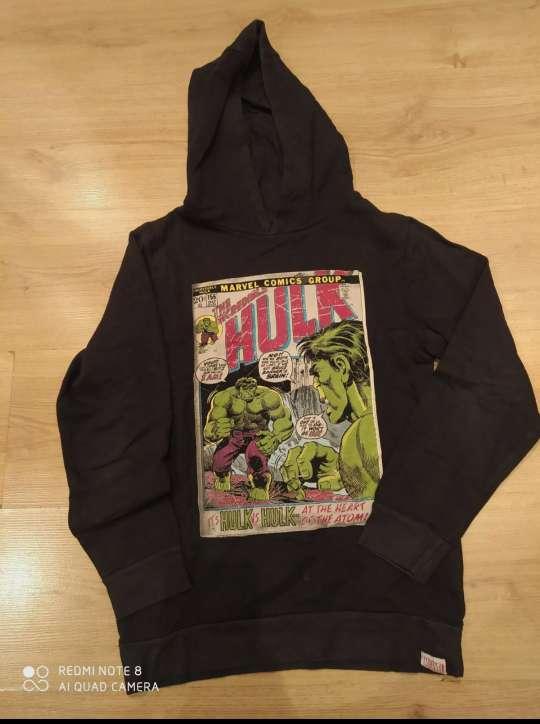 Imagen Sudadera Hulk 10 años