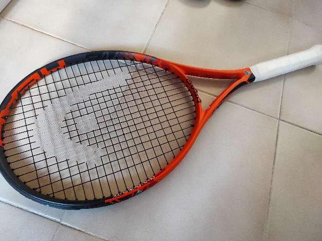 Imagen Raqueta tenis Head Challenged Elite