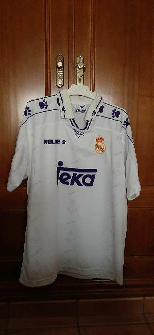 Imagen Camiseta Real Madrid 1994/ 1995