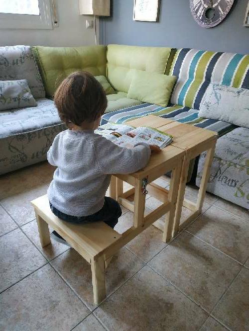 Imagen producto Torre de aprendizaje convertible en mesa 5