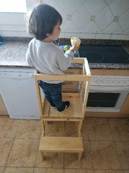 Imagen producto Torre montessori para niños 1