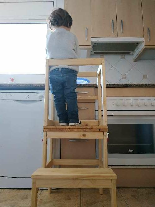 Imagen producto Torre montessori para niños 2