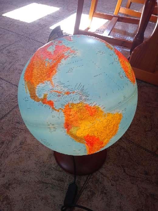 Imagen Bola del Mundo