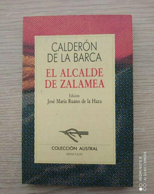 Imagen El alcalde de Zalamea