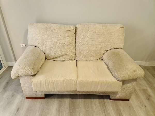 Imagen Sofa tapizado en tela