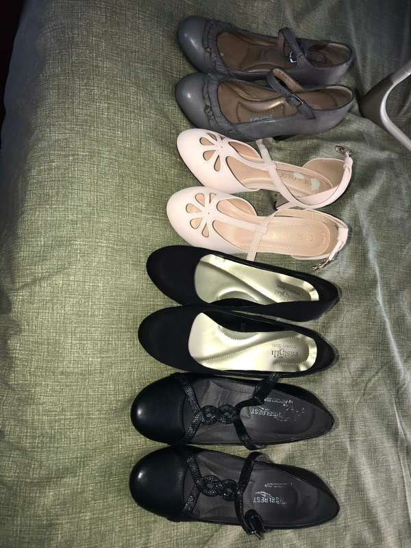 Imagen producto Zapatos en buen estado de varias marcas 2