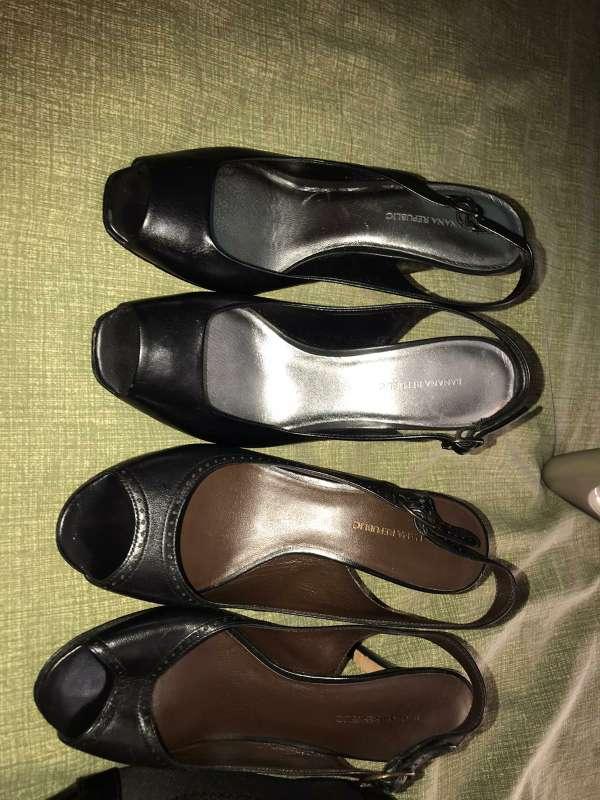 Imagen zapatos en buen estado de varias marcas