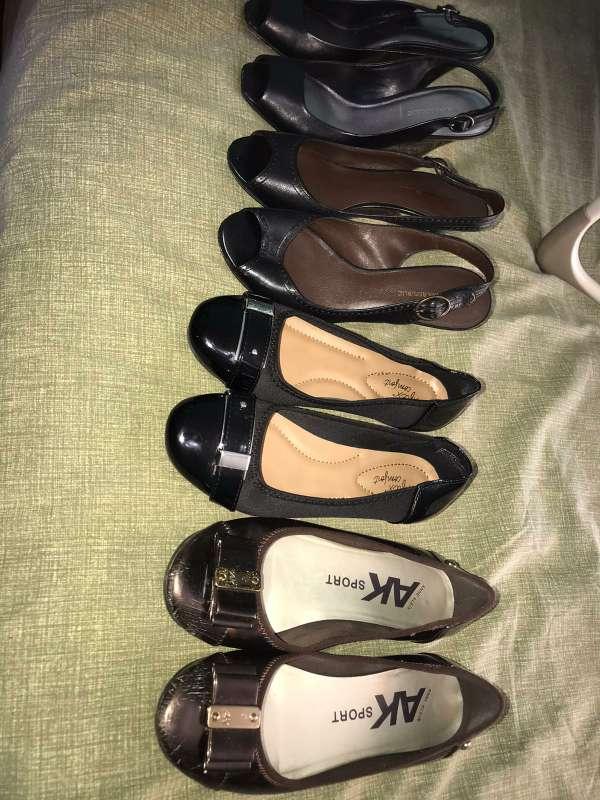 Imagen producto Zapatos en buen estado de varias marcas 3