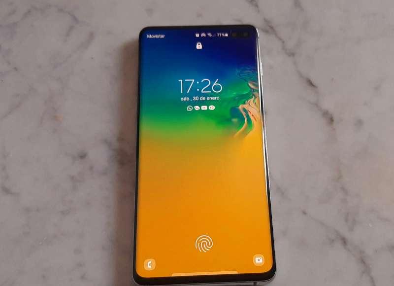 Imagen Samsung Galaxy S10+