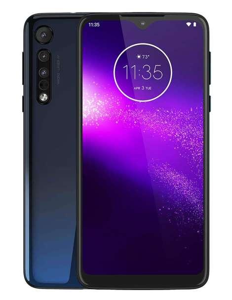 Imagen Motorola one macro