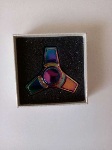 Imagen Spiner multicolor