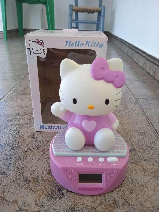 Imagen Despertador Hello Kitty