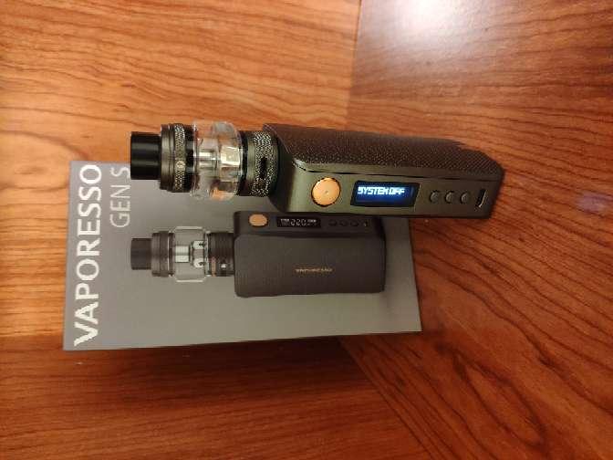 Imagen Kit GEN S, Vaporesso Original Kit 220W
