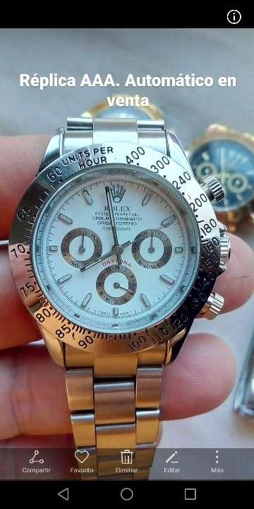 Imagen Reloj marca famosa