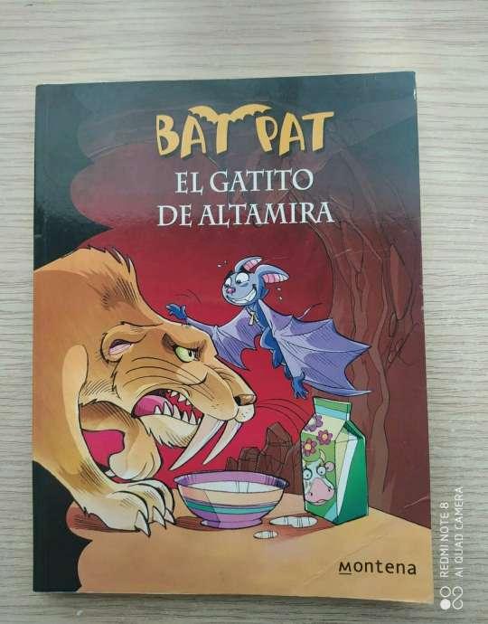 Imagen Batpat El gatito de Altamira