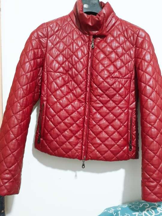 Imagen giacca rosso