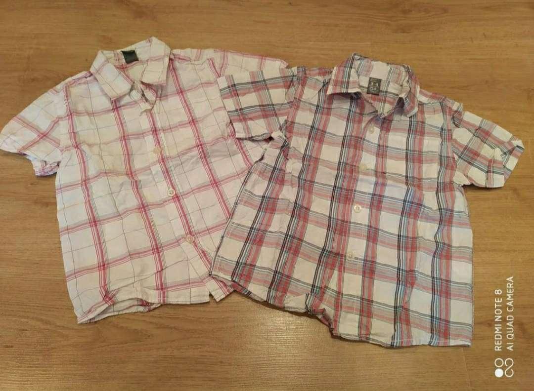 Imagen Lote camisas ZARA 3 años
