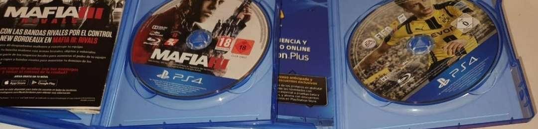 Imagen producto Lote De 3 Juegos Para PlayStation 4, PS4 2