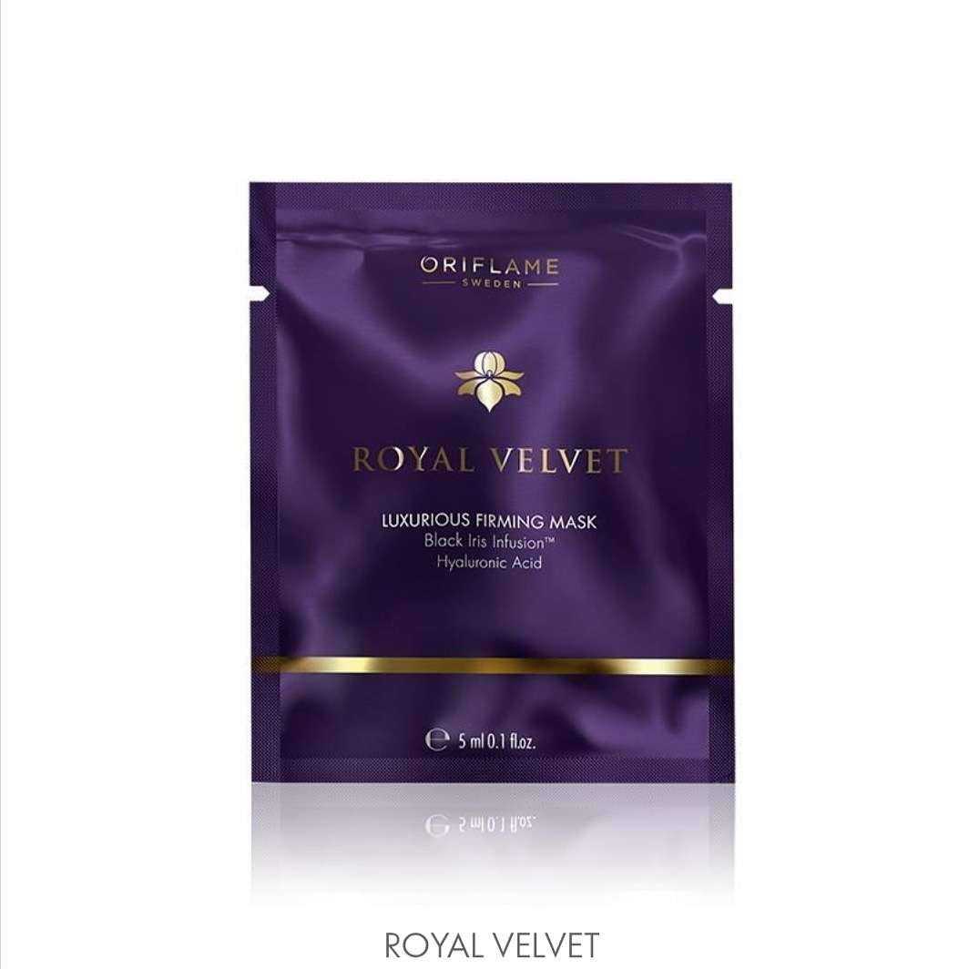 Imagen Mascarilla Reafirmante Monodosis Royal Velvet